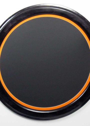 Black Circle Picture Frames