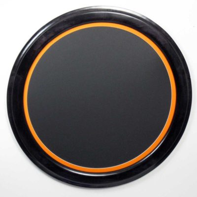 Black Circle Picture Frames