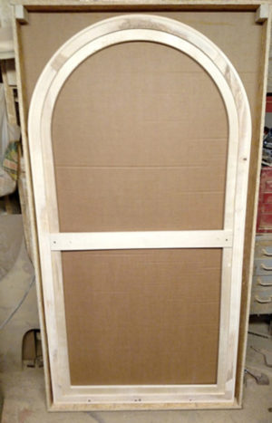 Cathedral Shaped Canvas Frame Stretcher
