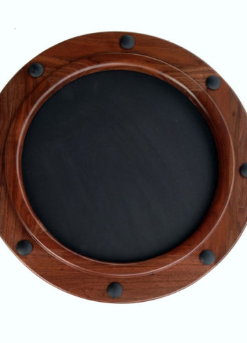 Circular, Nautical Themed Picture Frame