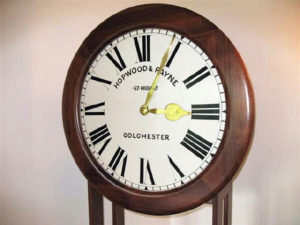 Round Picture Frame, Made for Clock