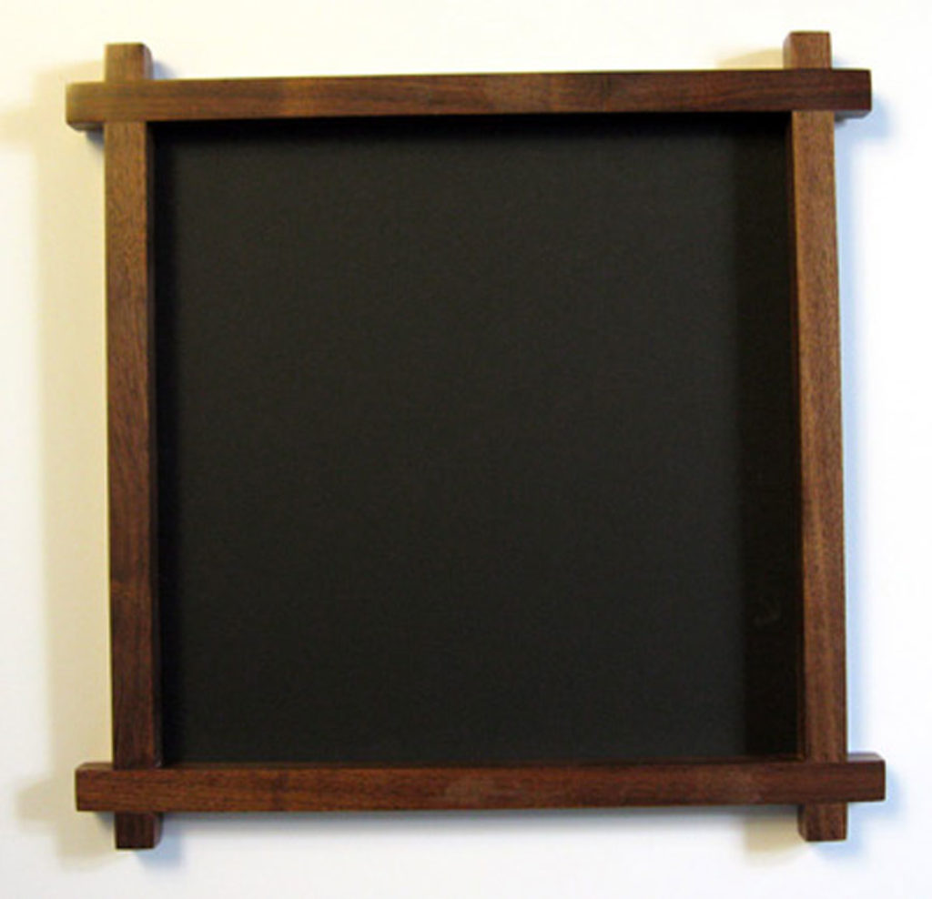 Shaker Style Picture Frame