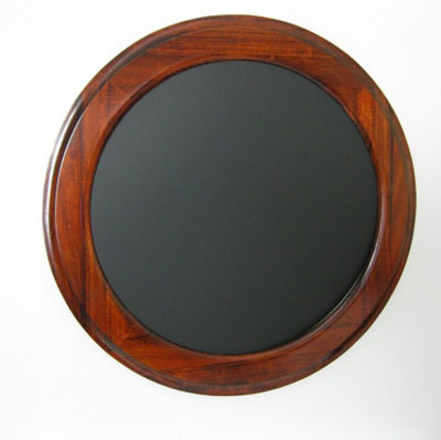 Wide Profile Picture Frame, Round