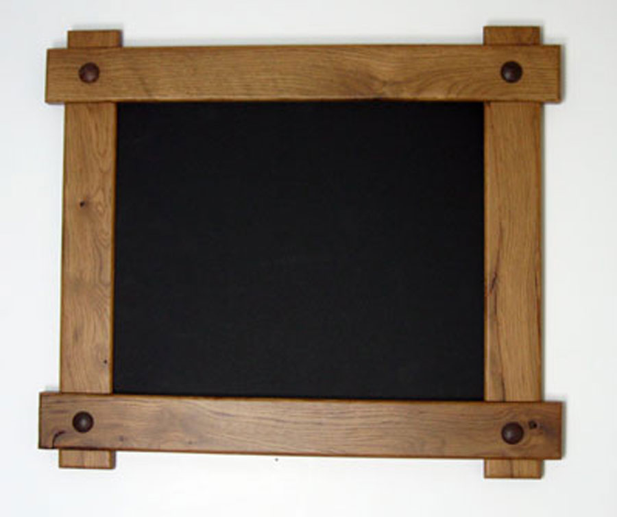 Wide Profile Shaker Picture Frame