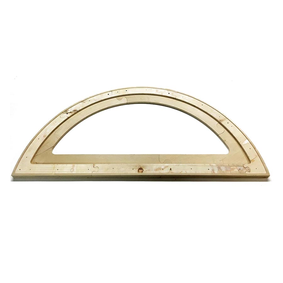 Half Circle Shape Canvas Stretcher
