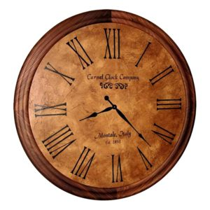 Walnut Clock Frame